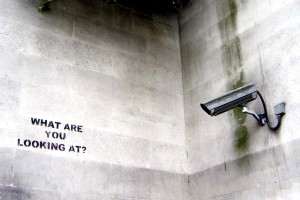 Banksy artwork in London