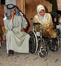 Civilian casualties in Iraq