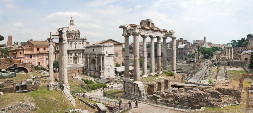 Le_Forum_Romain_(Rome)_(5990686891)