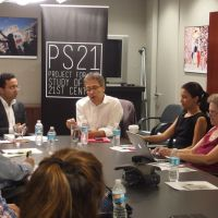 PS21 Report: A Conversation with Eurasia Group President Ian Bremmer