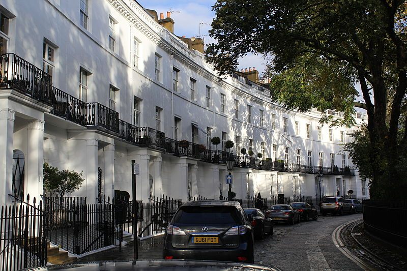 Pelham Crescent, London SW7