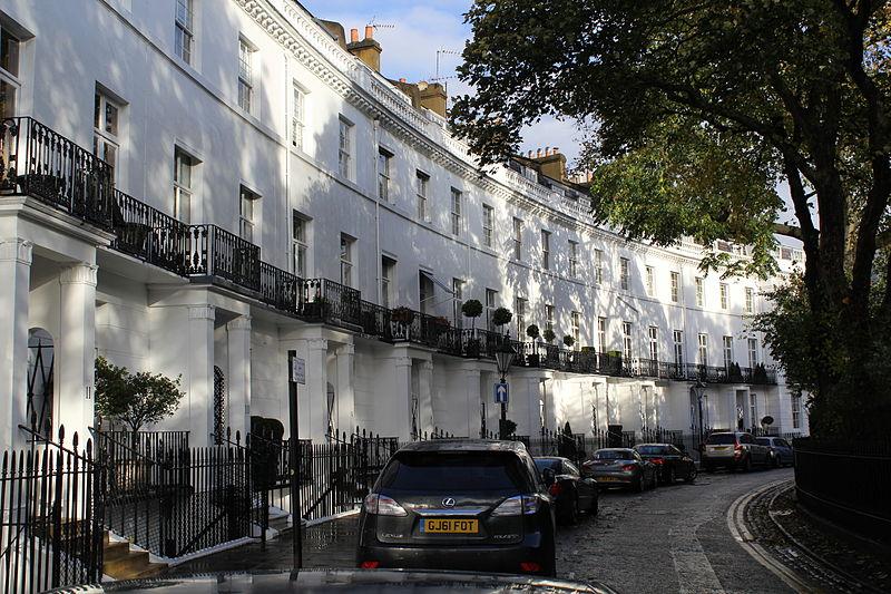 Pelham Crescent, London SW7
