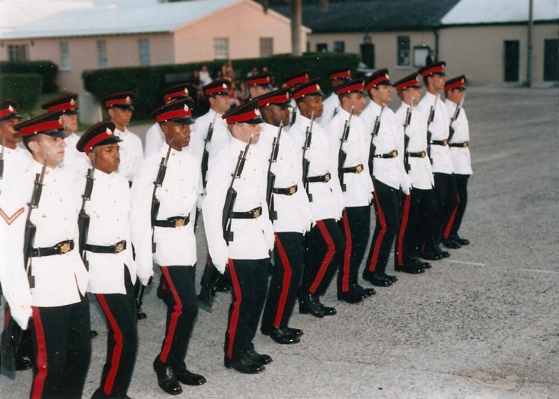 Bermuda_Regiment_PNCO_Cadre_Promotion_Parade