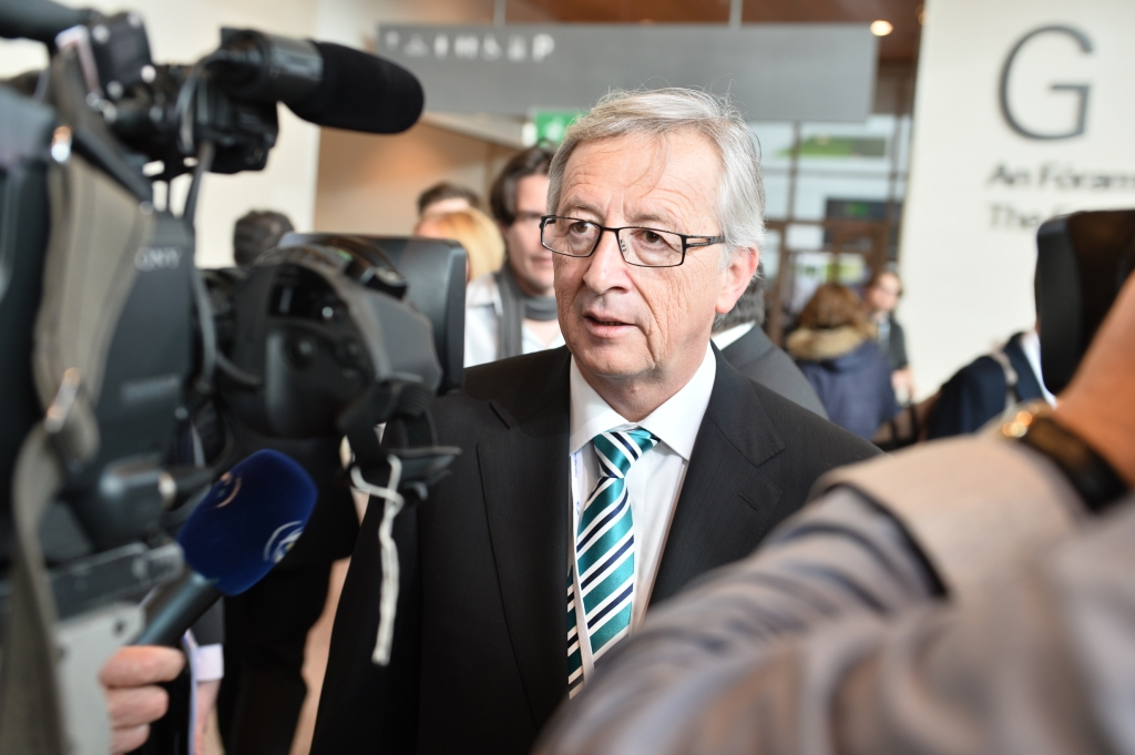 Jean-Claude Juncker, President of the European Commission, March 2014. (Photo: European People's Party)