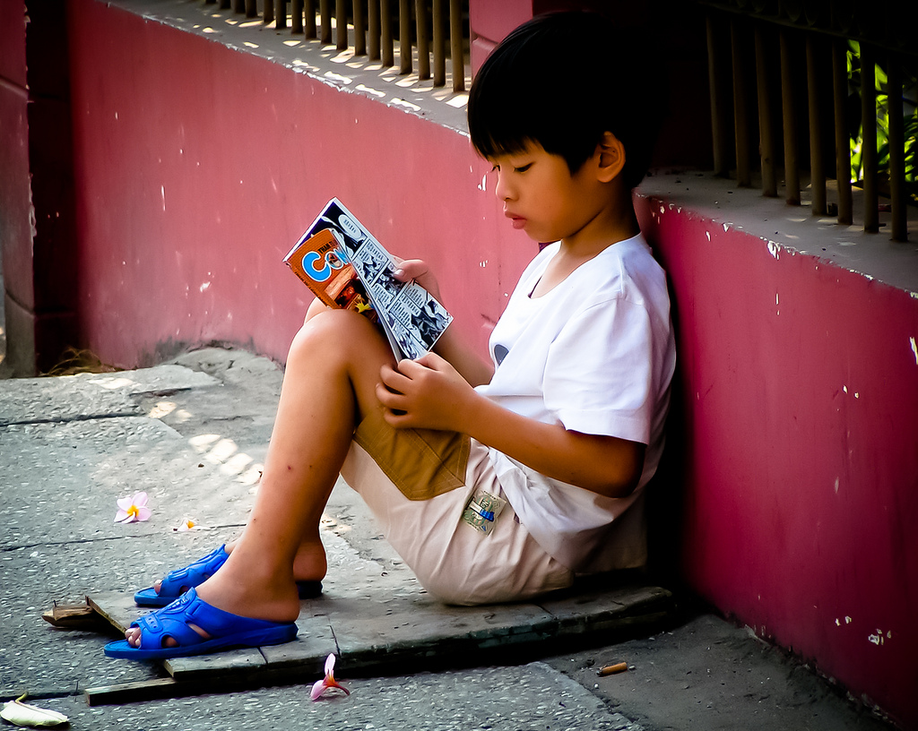 The male literacy deficit: Why aren't boys reading as much