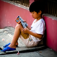 The male literacy deficit: Why aren't boys reading as much as girls?