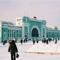 Imagining 2030: Taking the Trans-Siberian to Moscow