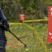 Post-Conflict Colombia: Demining The Battlefield