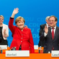 Merkel – the invincible?  Why the Schulz effect wouldn't last
