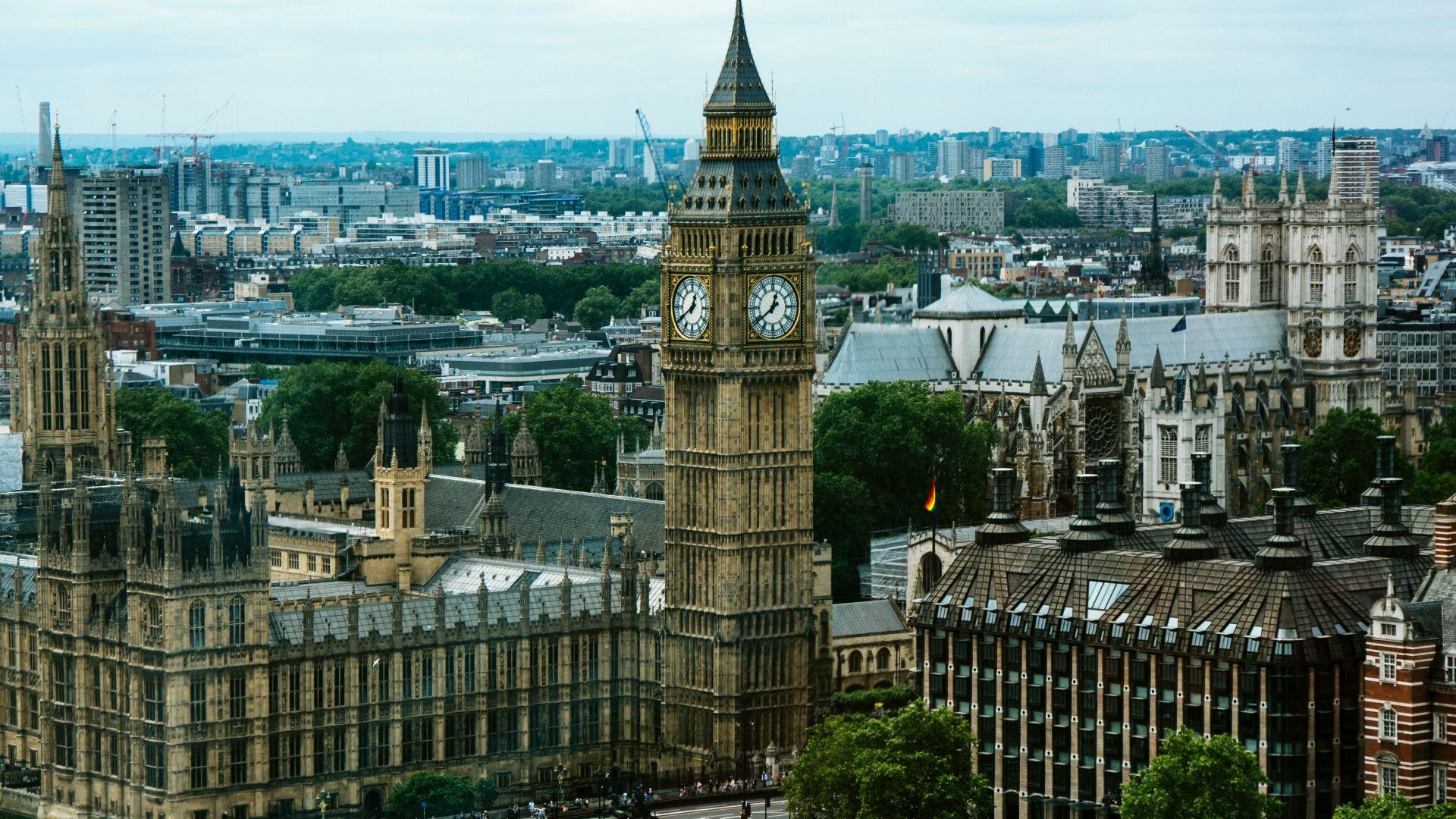 PS21 Future of British Politics event